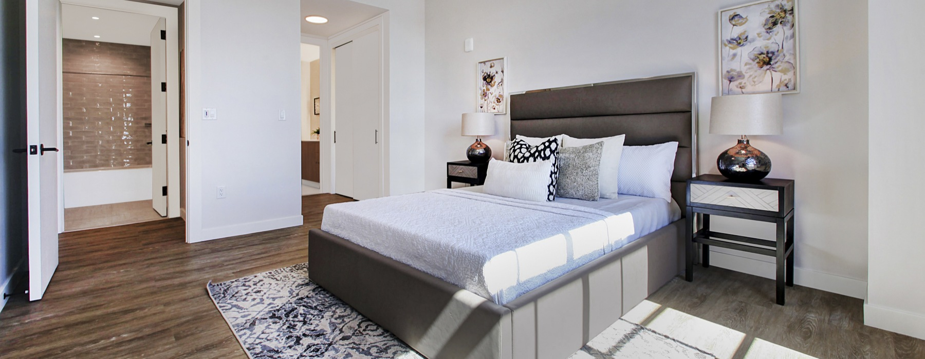 The Reserve at The Plaza Bedroom
